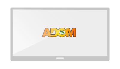 Streaming Live Now - Adom TV -Watch Adom TV Live Stream