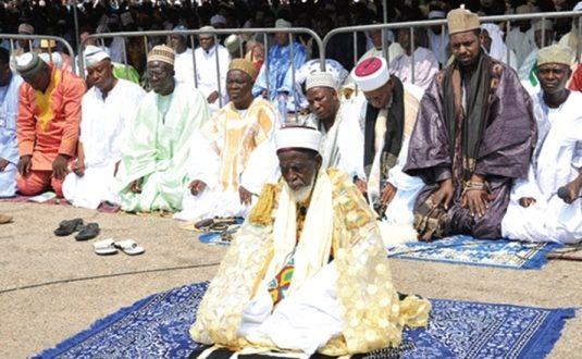 Playback: Chief Imam leads virtual Eid-ul-Fitr service ...