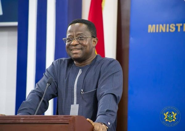 Livestream: Energy Minister takes turn at Nation Building Updates - MyJoyOnline.com