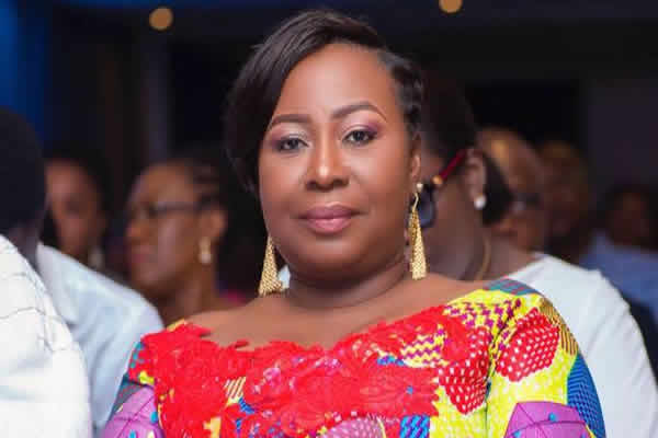 Airport Kia London >> It's not fun but necessary - Gifty Anti shares experience in quarantine - MyJoyOnline.com