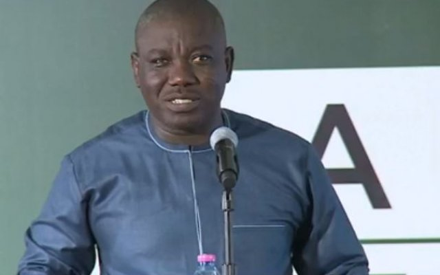 Ghana lost ¢100m at the port in 3 days – Isaac Adongo