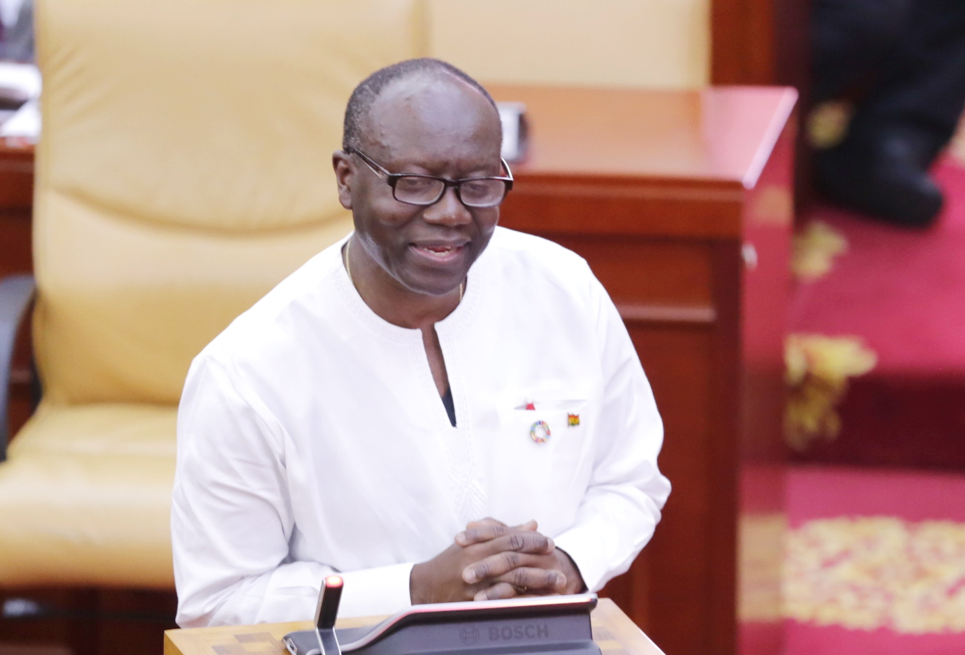 Finance Minister gets approval for ¢1.2b to fund Coronavirus Alleviation Programme