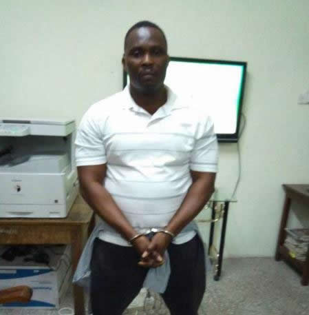 Police officer slapped with 20-year jail term for robbery