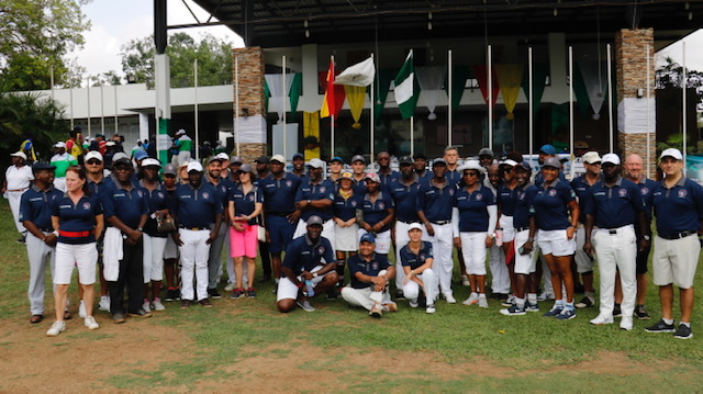Golf: Ghana outshine Nigeria in Independence Day tournament