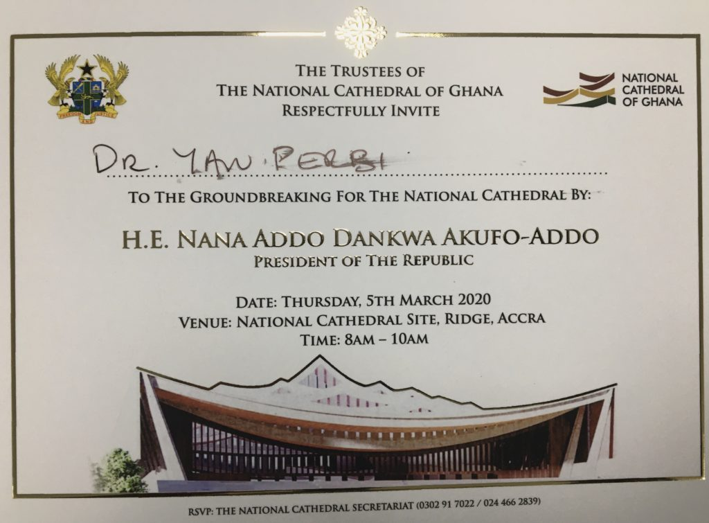 National Cathedral myjoyonline