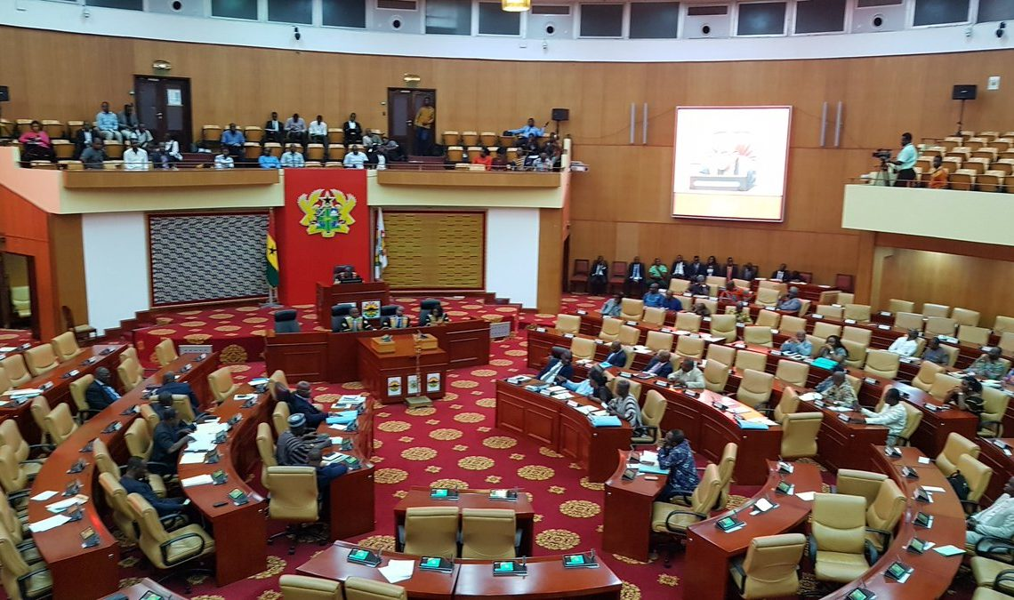 Image result for Parliament of GHANA