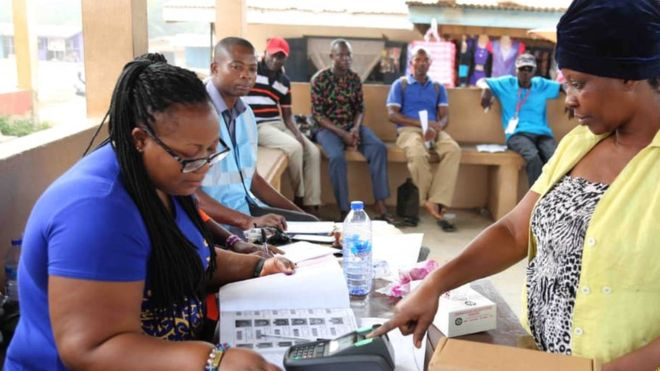 EC awaits green light from health experts to compile new voters' register - MyJoyOnline.com