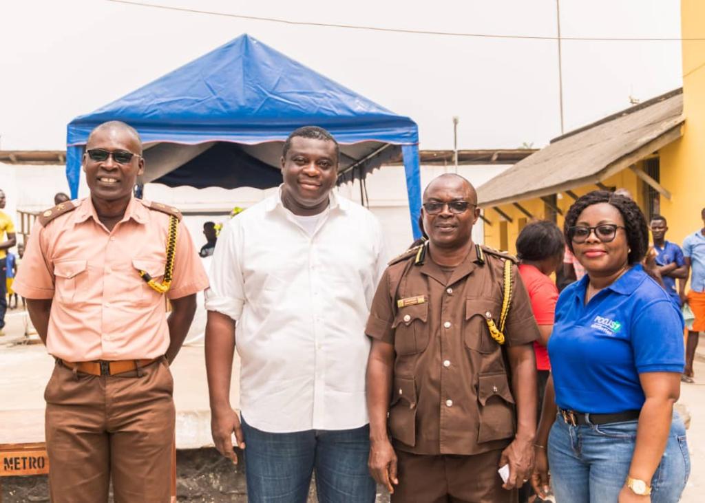 Support upkeep of inmates - Philanthropist urges