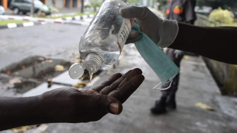 Togo first coronavirus case