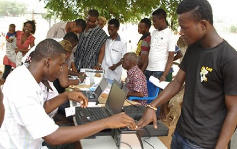 EC can compile new voters' register - Supreme Court rules - MyJoyOnline.com