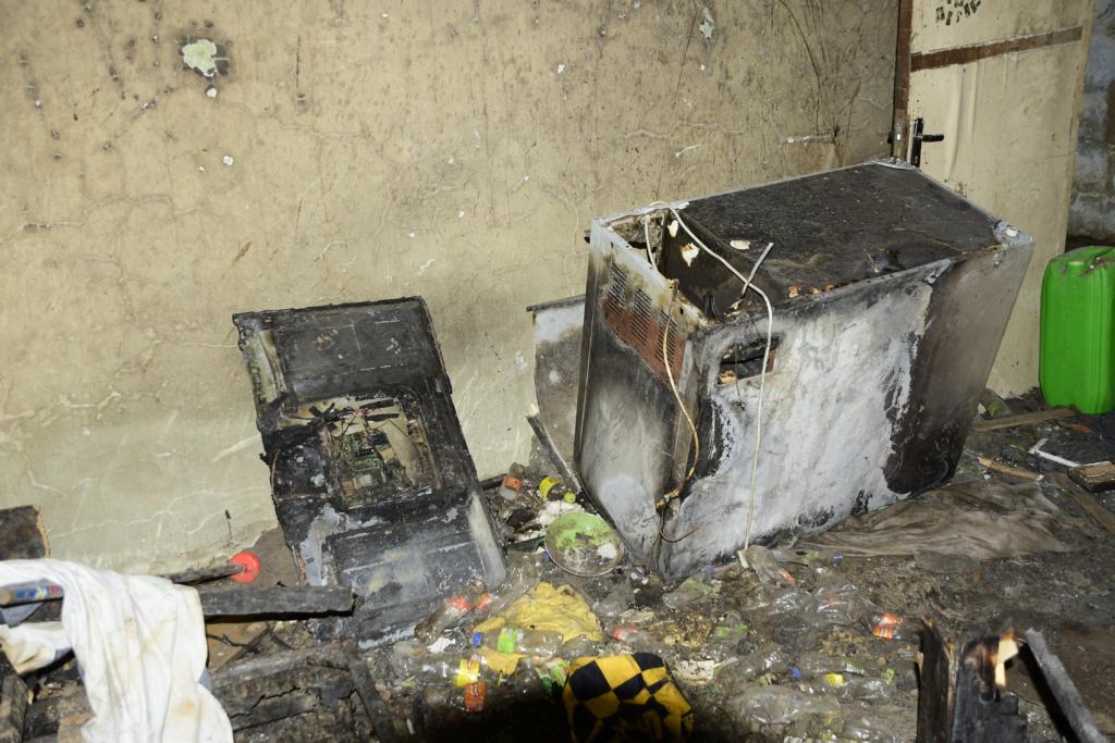 Kpando MCE donates to Bishop Herman College fire victims