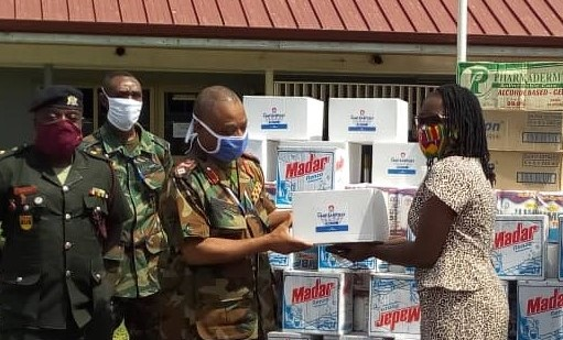 Ghanaian Canadian Association of Waterloo donates PPEs to 37 ...