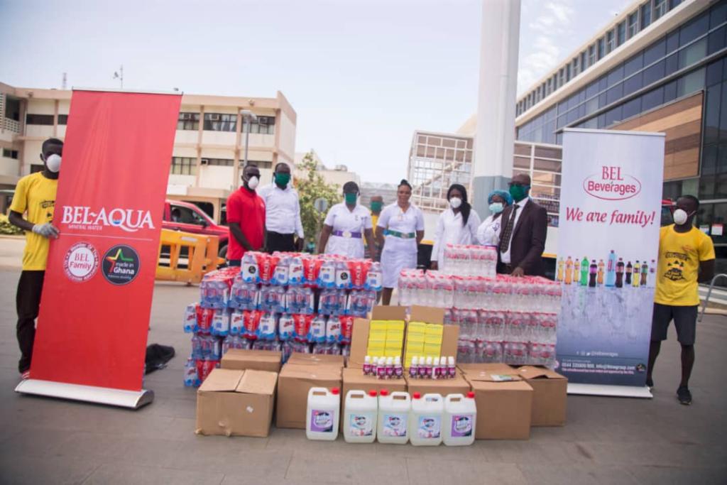 BlowChem donations to KorleBu