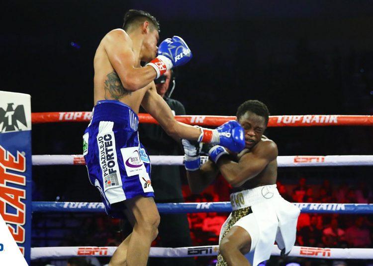 Move on Dogboe. Leave Navarrete in the past