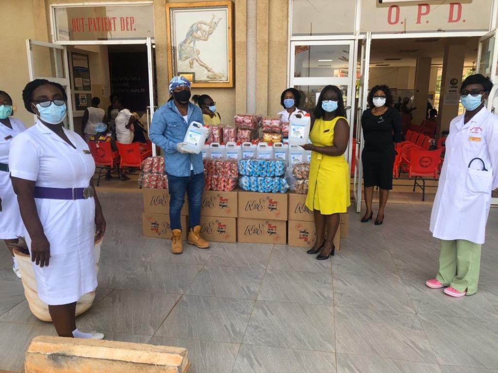 Edem and FoodTech Ltd. donate to Lekma Hospital