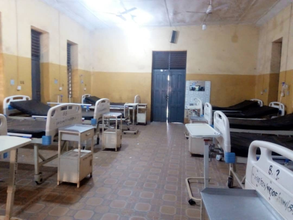 Sacked Tamale Hospital workers demand removal of two administrators