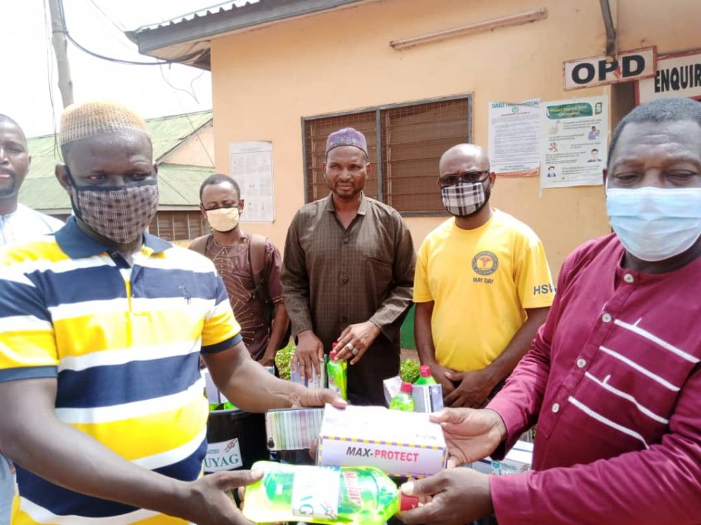 Fulani Youth Association donates to Tamale Central Hospital