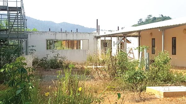 53 abandoned, uncompleted health facilities 'discovered ...