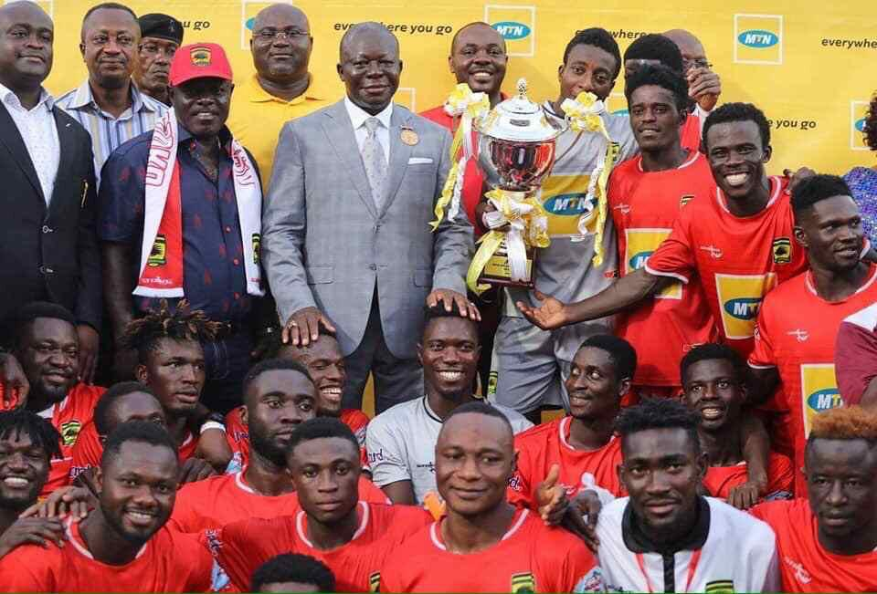 Unhappy Otumfuo sets up committee to investigate Kotoko-Esperance  transaction - MyJoyOnline.com