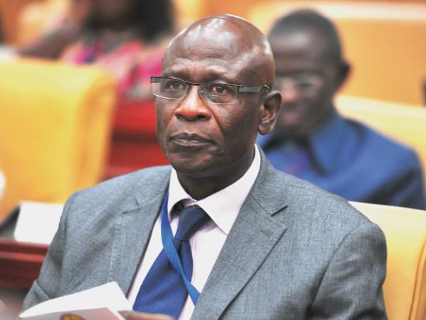 Deputy Minister