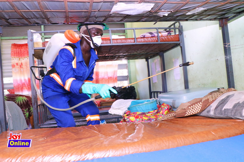 More than 100 SHSs in Central Region to undergo fumigation