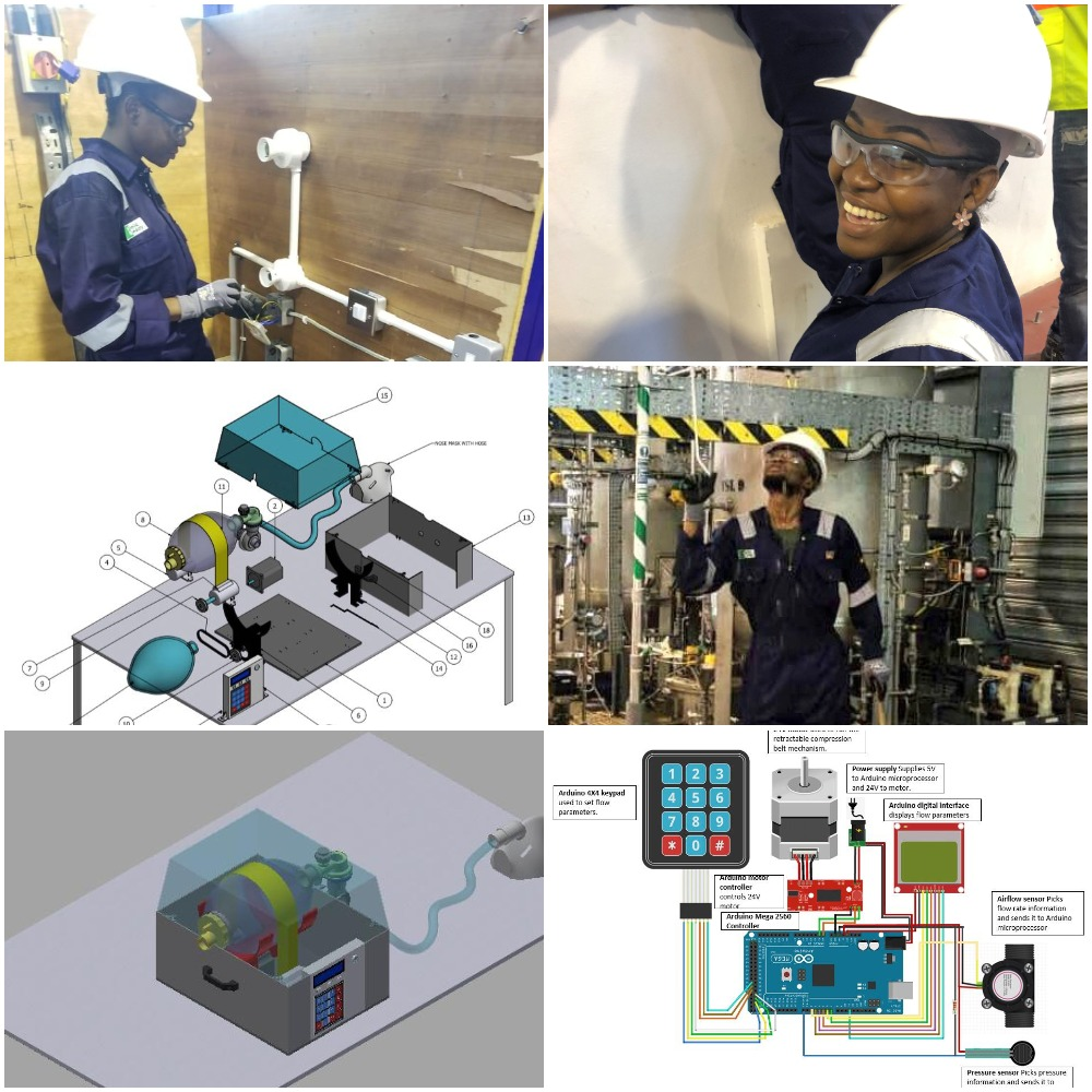 3 Ghanaian Engineers Win 'Field Ready Ventilator Challenge