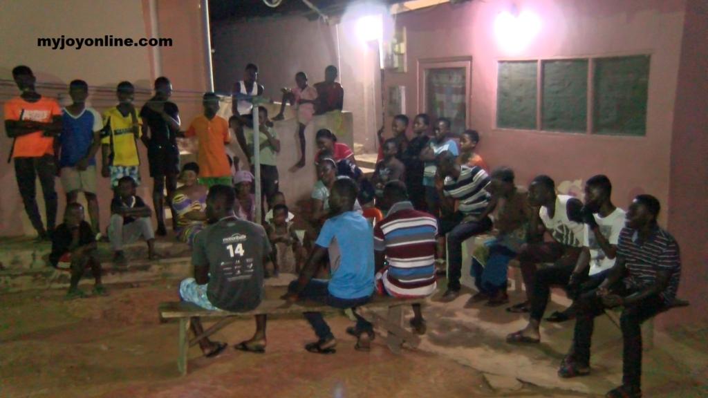Anwomaso residents mourn little Maxwell Myjoyonline.com
