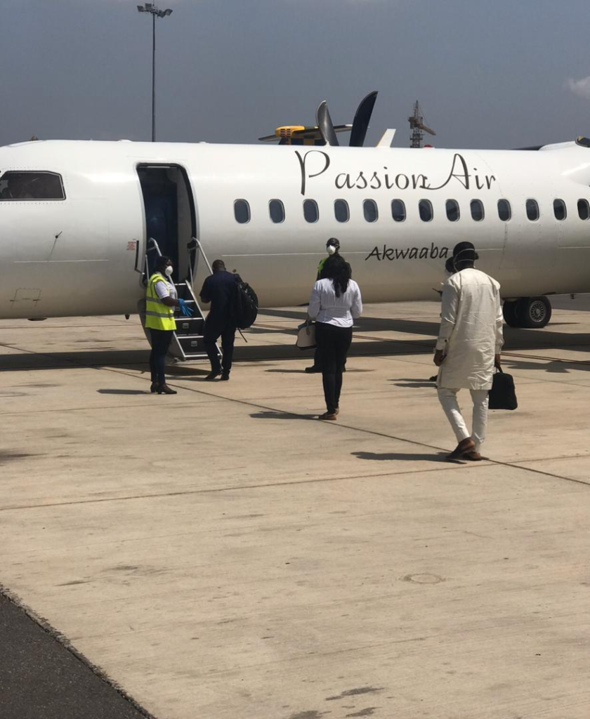 Domestic flight operations resume with strict safety protocols