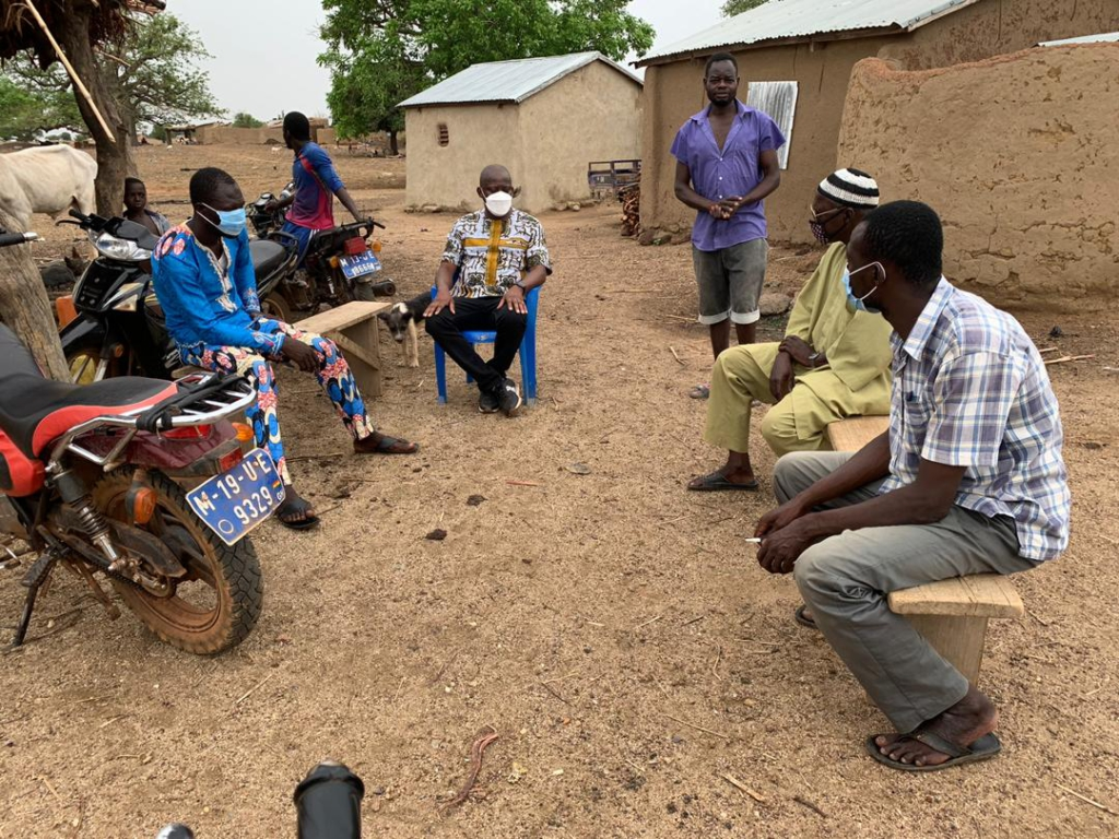 I gave local gin to clan heads as custom demands, not as coronavirus prevention measure - Edward Bawa