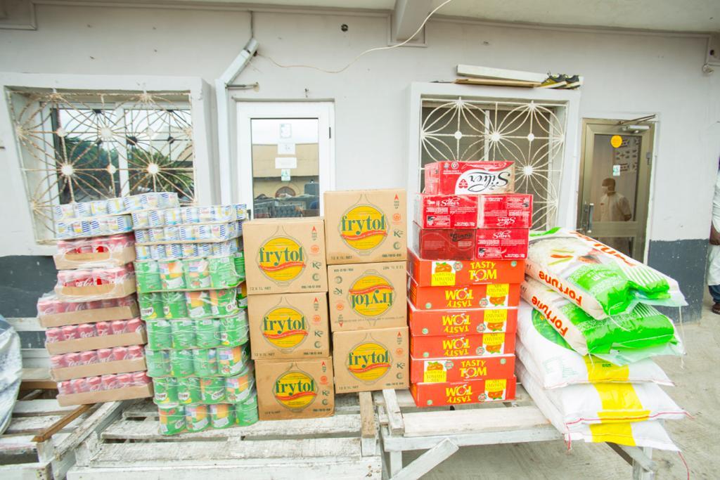 Karpowership Ghana donates to Muslim community at Sekondi Zongo