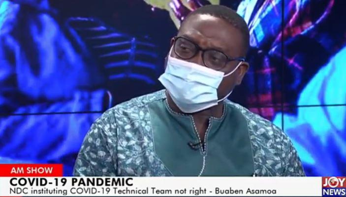 Mahama supporting government coronavirus