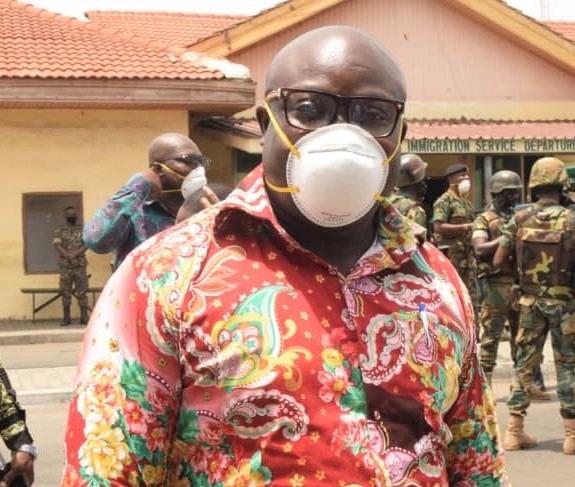 Ketu South Municipal Assembly to enforce compulsory wearing of face masks