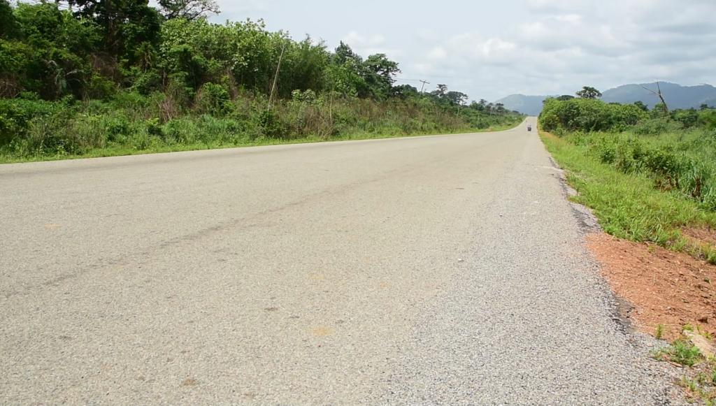 Rolider Construction LTD makes progress on Hohoe-Jasikan stretch