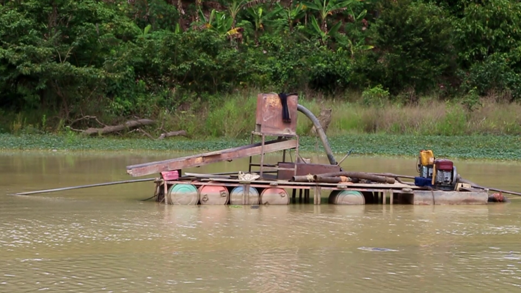 Illegal mining: KNUST scientists discover high mercury concentrates in soil, water bodies