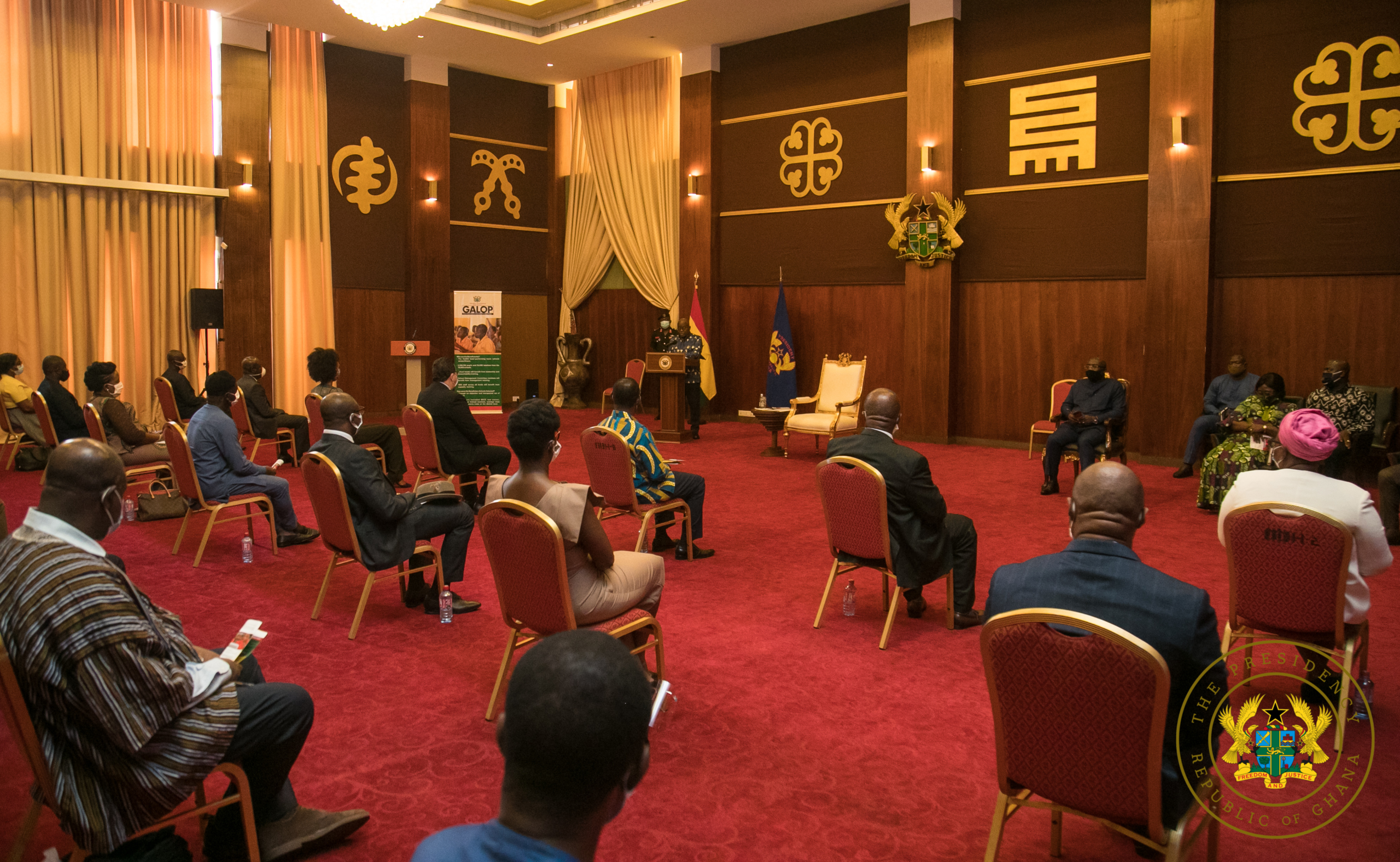 Akufo-Addo launches $219m galop initiative for 10,000 low ...