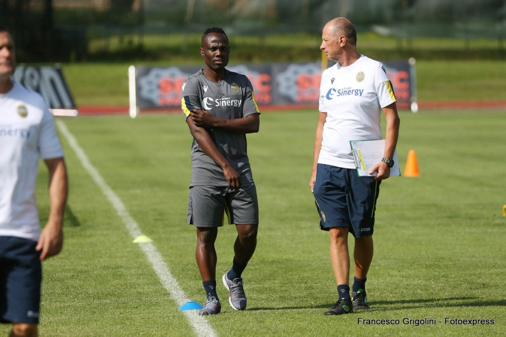 Interview: Agyemang Badu on Hellas, injuries and Serie A return