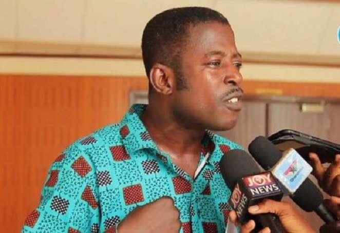 Ras Mubarak, Okyem Aboagye clash over scrapping of MPs Common Fund