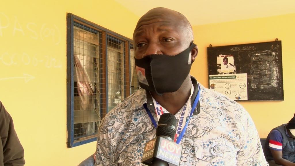 Francis Adomako myjoyonline.com