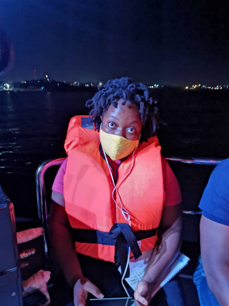 A night out on the high seas with armed men: the experience of JoyNews' Western regional correspondent