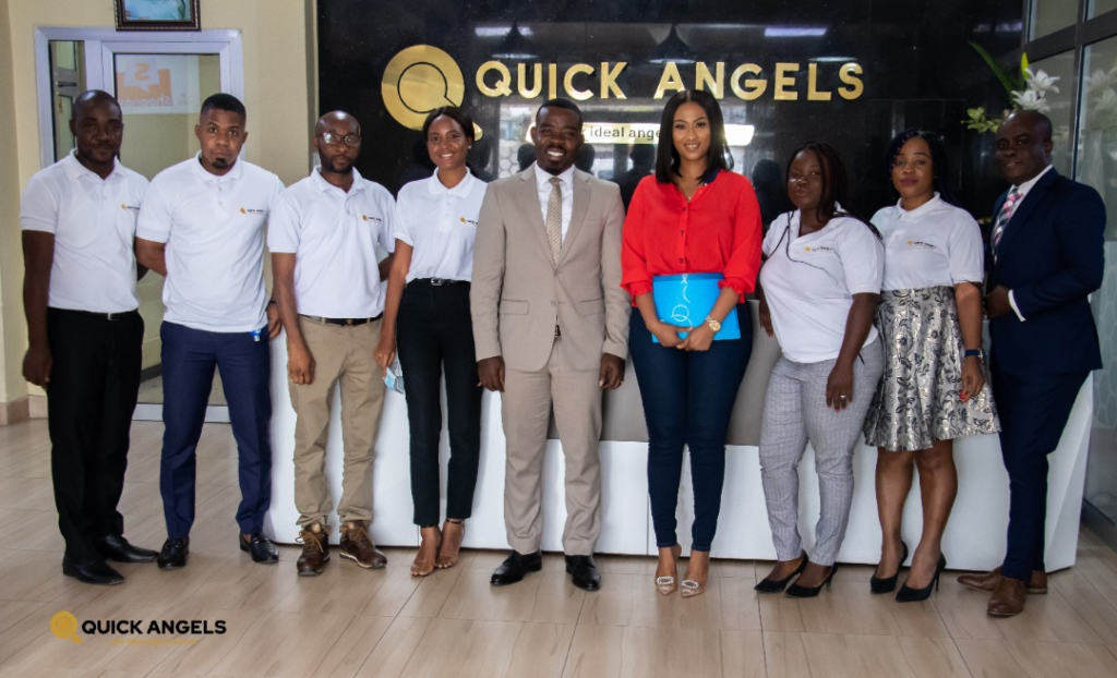 Hajia 4Reall and Quick Angels Limited