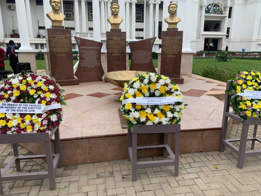Judiciary marks 38 years since gruesome murder of judges