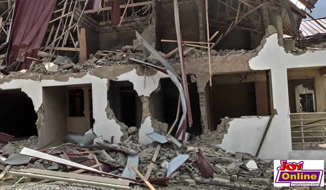 We received no warning prior to demolition of uncompleted building - Contractor of Nigerian High Commission