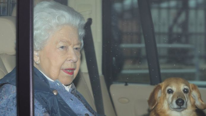 Queen back in the saddle as British lockdown eases