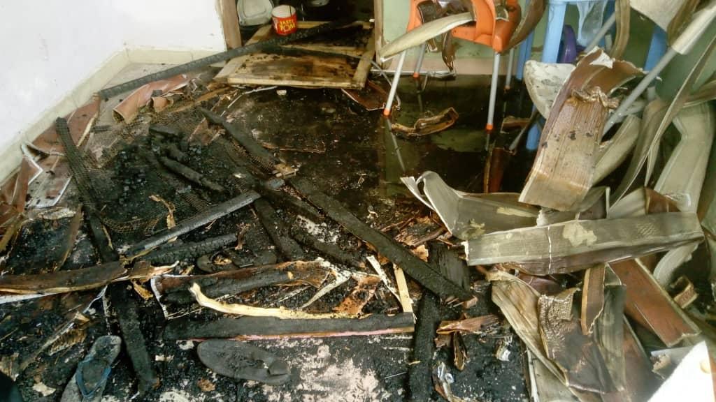 3 siblings die in fire outbreak.