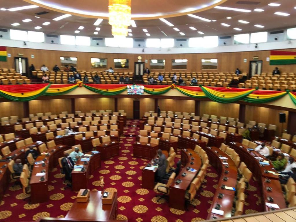 Parliament adjourns NPP primaries