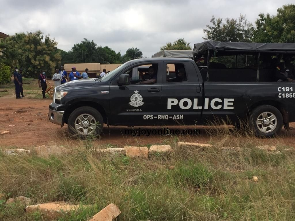 NPP Primary: Tension mounts in Kwadaso constituency as delegates vote for Parliamentary aspirant