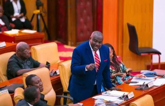NPP's John Boadu worry