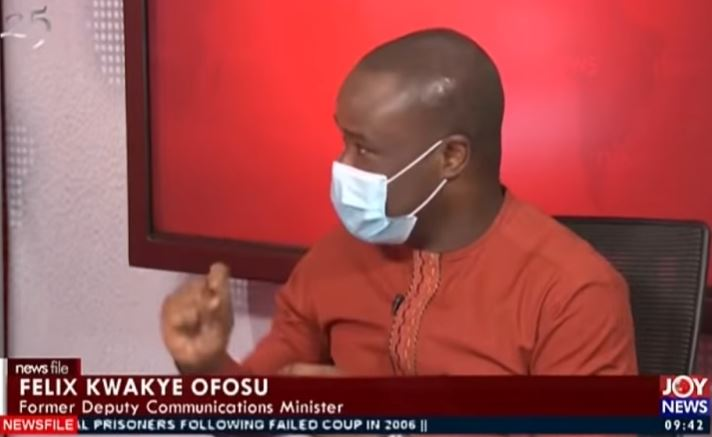 Vice Presidency not a place for an attack dog – Kwakye Ofosu to Bawumia