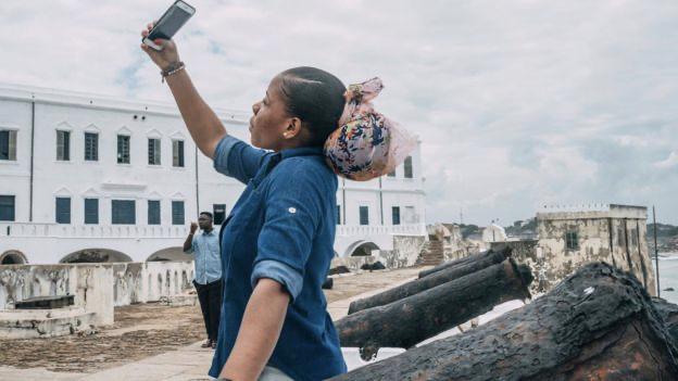 Elizabeth Ohene: How Ghana paid tribute to George Floyd