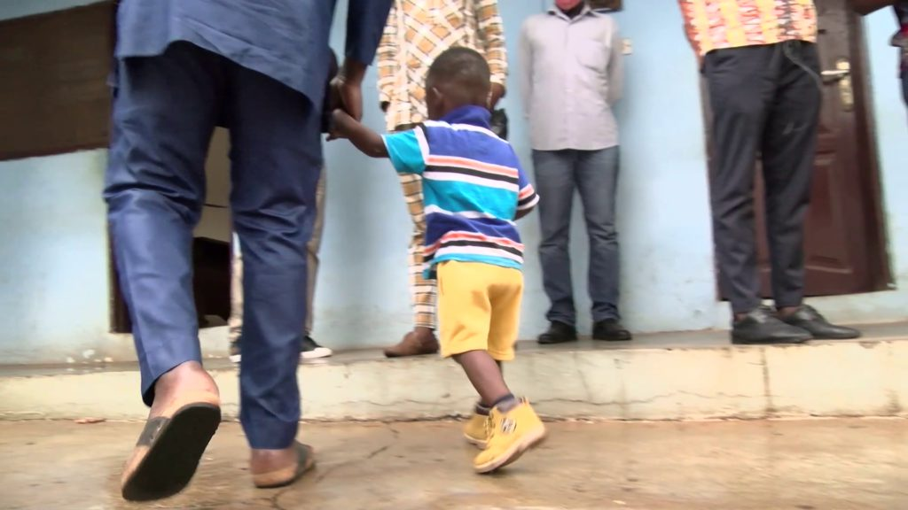 'I've been hearing voices' - Father who mutilated son by flogging